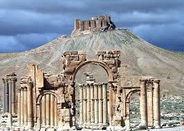 """""""الارميتاج"""": ترميم آثار تدمر بعد وقف الحرب"""