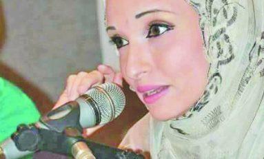 """""""فلسطينية أنا عربية الهوى سورية الهوية"""""""