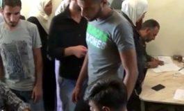 تسوية أوضاع نحو ألف شخص في درعا وريفها بإطار المصالحات المحلية والاستفادة من مرسوم العفو