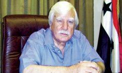 القيادة المركزية للجبهة الوطنية التقدمية تنعي أحمد الأحمد  الأمين العام لحركة الاشتراكيين العرب