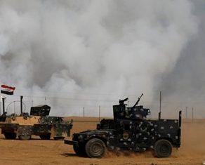 القوات العراقية تسيطر على قراقوش.. ونصف قضاء الحمدانية بات محرراً