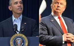 حملة أوباما ضد ترامب