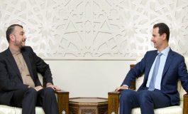 الرئيس الأسد خلال استقباله عبد اللهيان: سورية وإيران تدعمان اتفاق وقف الأعمال القتالية الذي يستثني داعش والنصرة
