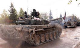 الجيش العربي السوري يسيطر على عدة نقاط شرق الضليعيات بريف حمص