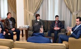 الرئيس الأسد لصناعيين من دمشق وريفها: الصناعيون السوريون الذين صمدوا وتابعوا أعمالهم خلال الحرب هم مصدر فخر وحالة وطنية