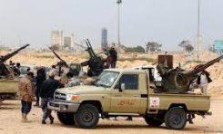 اشتباكات طرابلس توقع 52 قتيلاً من قوات حكومة الوفاق