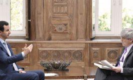 الرئيس الأسد: إذا أرادت الولايات المتحدة أن تبدأ في محاربة الإرهاب ينبغي أن يكون ذلك من خلال الحكومة السورية