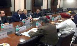 مباحثات سورية هندية  لتطوير التعاون في المجال الزراعي