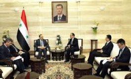 سورية والصين تبحثان فتح خط طيران مباشر  خميس: منفتحون على كل المبادرات الرامية إلى تحقيق الأمن والأمان للشعب السوري