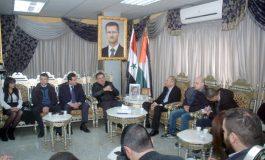 رئيس الجبهة الأوروبية: سورية تحارب الإرهاب نيابة عن العالم