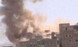 مقتل ثمانية أطفال وامرأتين في غارة لطيران بني سعود على محافظة صعدة اليمنية