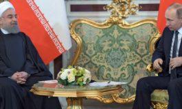 القمة الروسية الإيرانية تثمر عن توقيع 16 اتفاقية تعاون موسكو: نسعى لرفع العلاقات إلى مستوى الشراكة الاستراتيجية