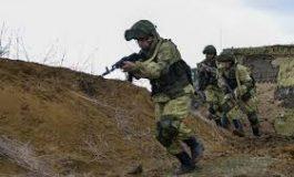 تدريبات عسكرية روسية واسعة النطاق في القرم