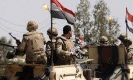 القوات المصرية تلقي القبض على 28 عنصراً مشتبها بهم في سيناء