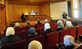 استقبال د. رفعت هزيم عضواً جديداً في مجمع اللغة العربية بدمشق