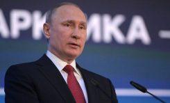 بوتين: التعاون بين روسيا والولايات المتحدة بشأن سورية يتحسن