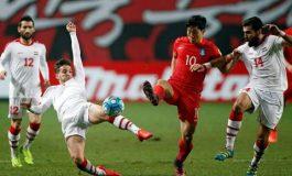 على الرغم من خسارته بهدف وحيد أمام كوريا الجنوبية  منتخبنا الوطني بكرة القدم أبدى أداء مقنعا والحظ وقف ضده