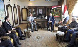 السيد خلال لقائه وفد الجبهة الشعبية للوحدة:  سورية منطلق أي عمل وحدوي عربي