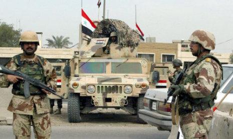 """القوات العراقية تتعقّب خلايا """"داعش"""" النائمة في بعقوبة"""