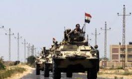 الجيش المصري يقضي على 19 إرهابياً في سيناء