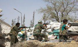 """الجيش يدمر أوكاراً لـ """"النصرة"""""""