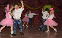 بدء فعاليات مهرجان نيسان الثامن للطفولة بحلب