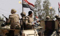 الجيش المصري يقضي على 3 من أخطر الإرهابيين في سيناء
