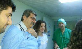 وفد طبي فرنسي يزور طرطوس لإجراء عمليــات جراحية لمرضى القلب مجانــــاً