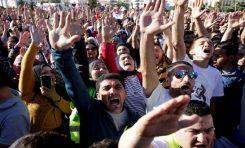 تجدد الاحتجاجات الشعبية ضد سياسات النظام المغربي