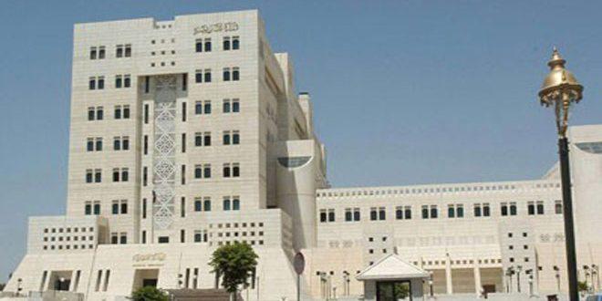 سورية تدين بشدّة الأحكام الإسرائيلية الجائرة بحق الأسير صدقي المقت