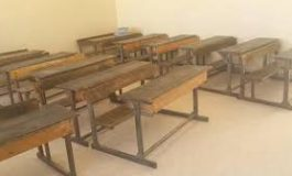 مقاعد مدرسية في منازل يبرود!؟