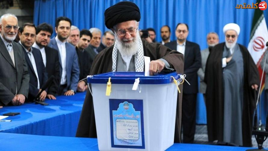أشاد باستتباب الأمن خلال الانتخابات الرئاسية  الخامنئي: الفائز الحقيقي هو الشعب الإيراني