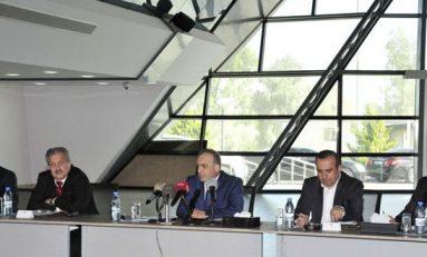 اجتماع لتتبع تنفيذ مراحل العمل في مشروع الـ 66