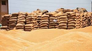 تسهيلات تسويق الحبوب وصرف المستحقات