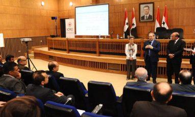 المقداد يلتقي رئيس الحزب الوحدوي الموريتاني:  سورية خط الدفاع الأول عن الأمة العربية