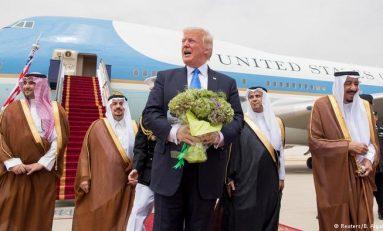 منظمات دولية: ترامب شريك لنظام آل سعود في جرائمه