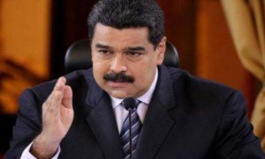 مادورو لـ ترامب: ارفع يديك القذرتين عن فنزويلا