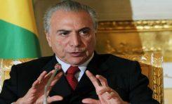 الرئيس البرازيلي يرفض الاستقالة ويصرّ على تطبيق الإصلاحات