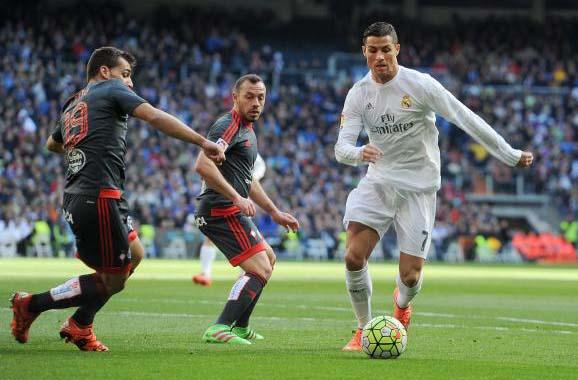 ريال مدريد يبحث عن الاقتراب من التتويج في لقاء سيلتا فيغو