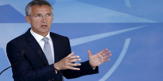 """الناتو لن يشارك في عمليات التحالف الأميركي ضد """"داعش"""" في سورية والعراق"""