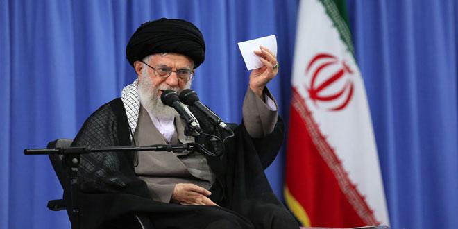 الخامنئي: تواصل الاستعدادات لإجراء الانتخابات الرئاسية الإيرانية في أجواء آمنة