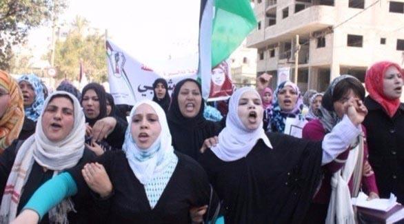 في اليوم الـ 31 لإضراب الكرامة.. الفلسطينيون يغلقون مقر الأمم المتحدة برام الله