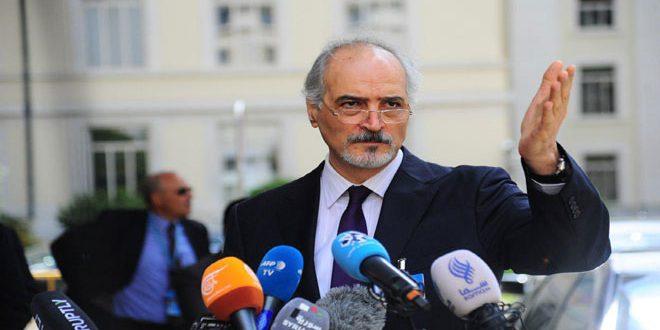 اتفاق على عقد اجتماعات بين خبراء دستوريين من وفد الجمهورية العربية السورية وفريق دي ميستورا