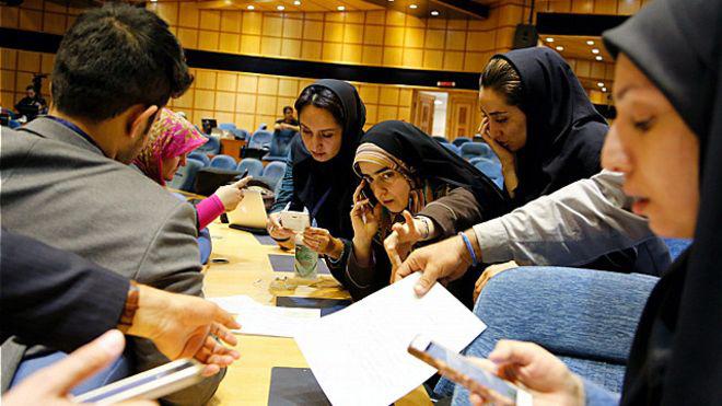 56 مليون إيراني يقترعون اليوم لاختيار رئيس جديد  تركابادي: دليل على حيوية المجتمع الإيراني وتنوّعه