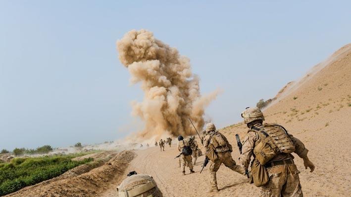 القوات العراقية تحرر حي الرفاعي بالكامل  وتبدأ عملية واسعة في حوض حمرين بديالى