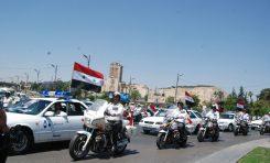 برعاية الرئيس الأسد.. قوى الأمن تحتفل بعيدها الـ 72: سورية لن تساوم على عزتها وسيادتها ووحدة أراضيها وشعبها