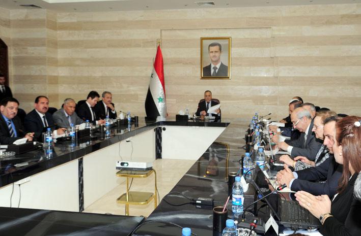المجلس الأعلى للاستثمار يوافق على رفع الميزة التفضيلية للعارض السوري