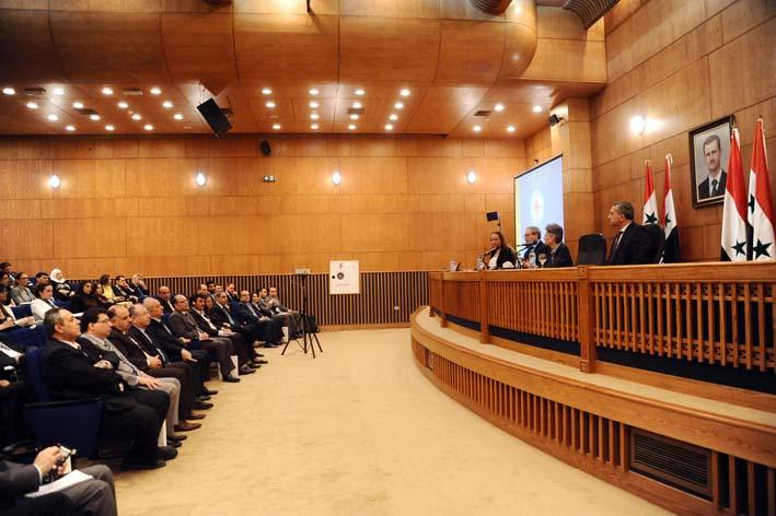 دورة في القانون الدولي الإنساني في وزارة الخارجية والمغتربين