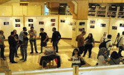 """افتتاح معرض """"سلام إلى حلب"""" في دار الأسد"""