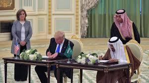 المنافسات الملكية السعودية تختبر العلاقات الأمريكية